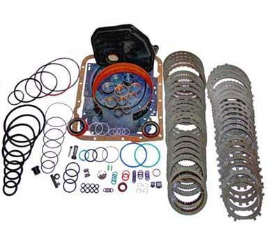 GM 4L60E Transmission Rebuild Kit with 3-4 Power-pack Alto – 4L60E 1997-2003