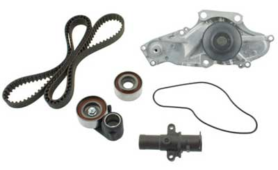 AISIN Timing Belt Kit with Water Pump AISIN TKH-002